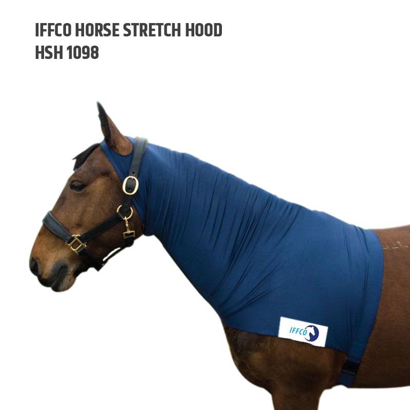 Horse Stretch Hood